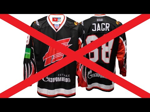 What If Jagr DIDN'T Go To The KHL? - Alternate Hockey History