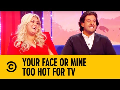Gemma & Arg's Backstreet Loving | Your Face Or Mine | Too Hot For TV