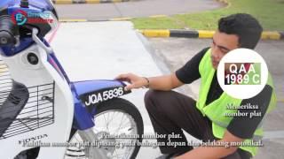 JPJ Belajar Memandu - Motosikal RPK Kelas B2 ( Motor Driving Learning ) - Ujian Test Malaysia