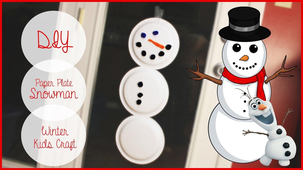 Kids diy snowman from dollar tree paper plates christmas collab kids diy snowman from dollar tree paper plates christmas collab planning diyczokamas youtube jeuxipadfo Gallery
