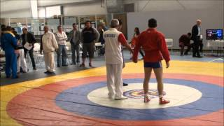 Reilly Bodycomb: 2013 Usa Sambo Open Submission Victories