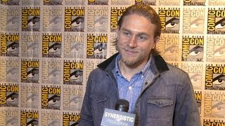 Charlie Hunnam - Bikers Club vs Family - Sons of Anarchy S6
