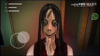 KEEPING UP WITH THE TREND'S l MOMO: SCHOOL HORROR [ PART 1 ]