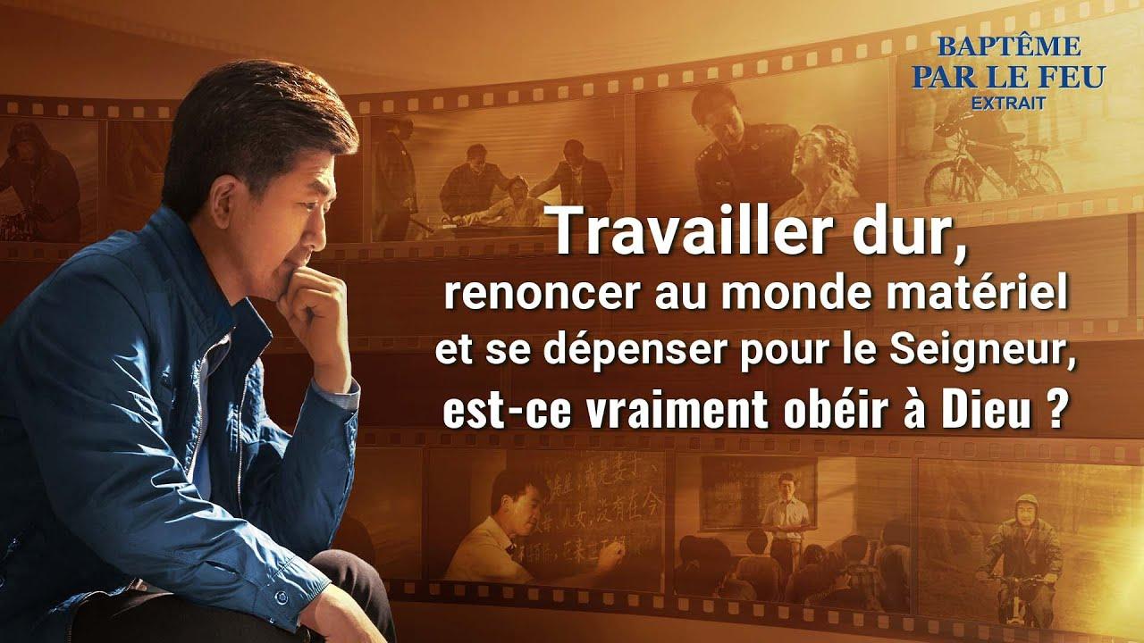 Film chrétien en français « Baptême par le feu » (Partie 1/2)