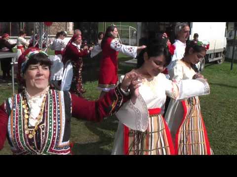 St. George´s Day / Hedrelez in Borino, Bulgaria - part 1
