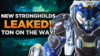 Anthem Leaks | Nine Strongholds, Frost Titan, New Enemies & More!