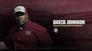 David Johnson Interview: January 8