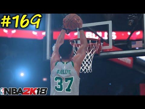 【NBA 2K18】#169 ついにシーズン終了!ついにあの男が初出場w【マイキャリア】