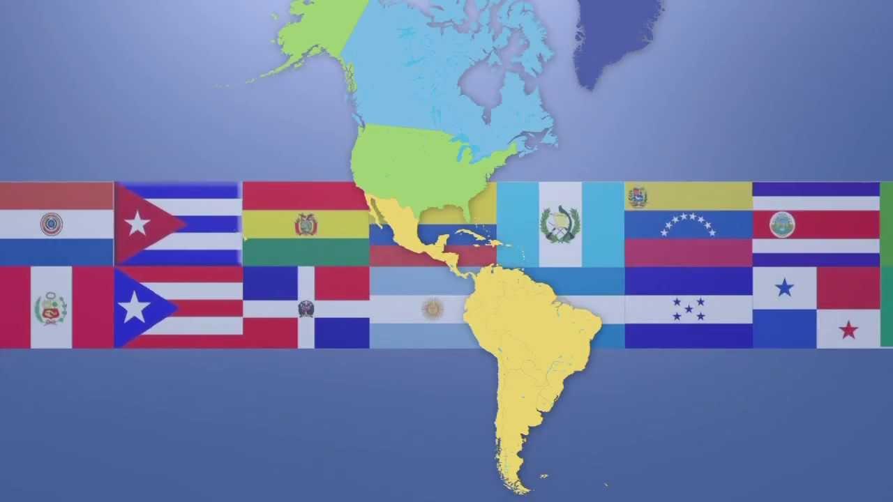 Generalidades De Los Continentes: Generalidades De América