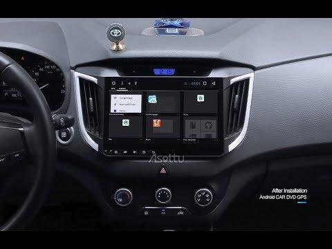 ( Part 1 ) Review from Russia customer Asottu CIX251060 for hyundai IX25 Creta