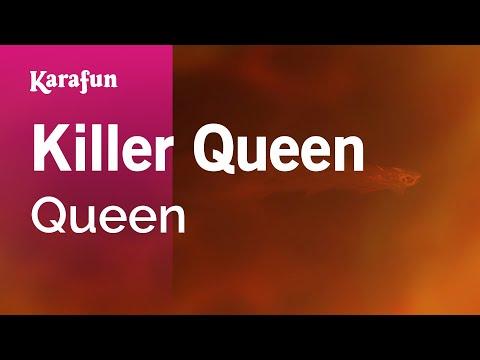 Karaoke Killer Queen - Queen *