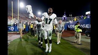 Eagles' Alshon Jeffery: We didn't 'steal' win vs. Rams
