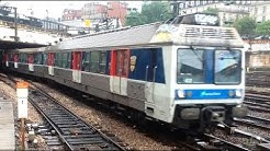 Gare de Chaville Rive Droite et gare de Chaville Rive Gauche