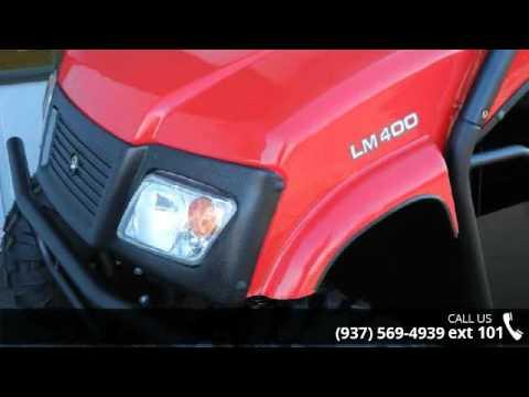 American Sportworks LM400 UTV - Power Equipment Solutions...