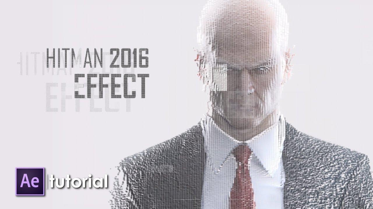 Hitman 2016 Effect In After Effects Easyaftereffects Net