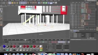 tutorial de cinema 4d para arquitectos