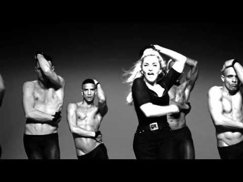 Madonna - Girl gone Wild (Clean) Official Music video HD Review