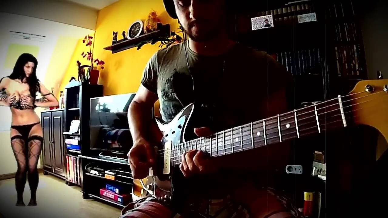 The Astronauts Firewater Guitar Cover Surf Twang 60s Youtube