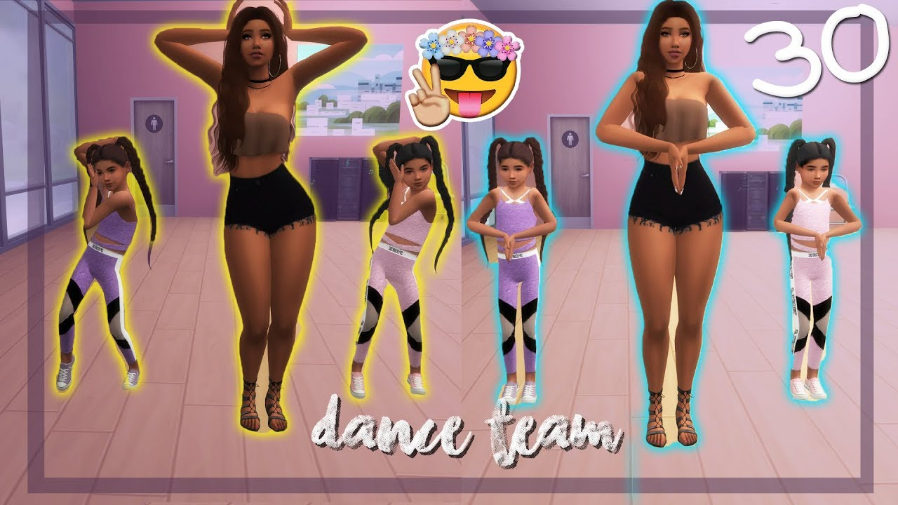 Download CUTEST DANCING TWINS! 😱🔥   RUNAWAY TEEN PREGNANCY CHALLENGE   The Sims 4   Ep.30