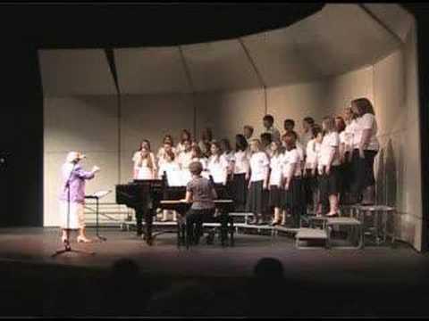 Ray-Pec Freshmen Mixed Choir--Breath of Spring