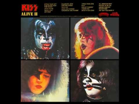 kiss detroit rock city kiss alive ii album 1978 youtube. Black Bedroom Furniture Sets. Home Design Ideas
