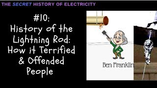 History of the Lightning Rod: How the Lightning Rod was Invented and Terrified & Offended People