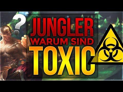 Warum sind Jungler Toxic? [League of Legends] [Deutsch / German]