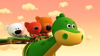 Ми-ми-мишки - Динозаврик   Новые мультики 2017 для детей