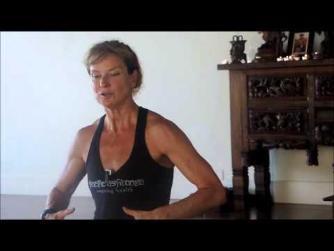 How to: Ujjayi Breath with Diana Christinson of Pacific Ashtanga Yoga