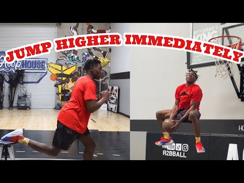 Watch This To Dunk!🤯 Pro Dunker Shares Secrets To Jump Higher Immediately