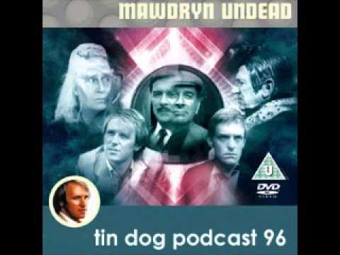 MAUDRIN UNDEAD DVD  #DoctorWho Review Archive Podcast from @TinDogPodcast from 2009 (096)