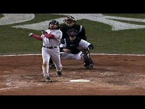 2004 ALCS Gm7: Damon hits two homers, has six RBIs