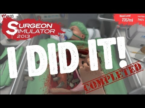 MLG PRO VERSION | Surgeon Simulator | Channel Chat