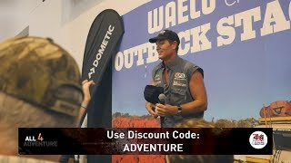 Meet Jase at the Melbourne National 4x4 Show ► All 4 Adventure TV