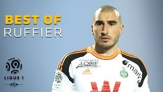 Stéphane Ruffier - Best Saves