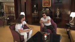 Marty Cintron ( No Mercy) talking with Star Gossip Magazine Romania