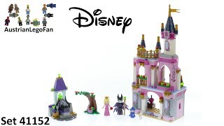 Lego Disney 41152 Sleeping Beauty's Fairytale Castle - Lego 41152 Speed Build