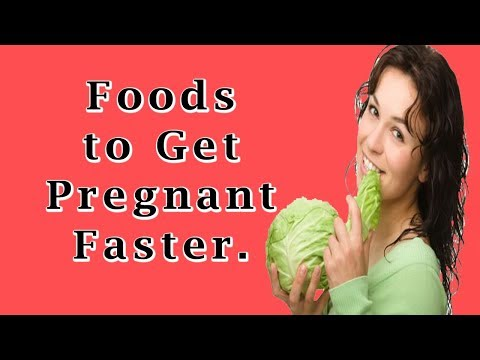 Fertility Foods for Getting Pregnant | Foods to Get Pregnant Faster