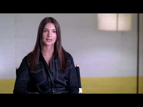 I Feel Pretty: Emily Ratajkowski Behind the Scenes Movie Interview
