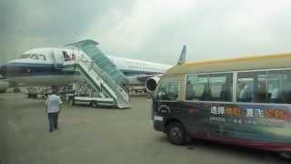 ? ep.14: China Southern Airlines CZ3204 XI'an to Guangzhou