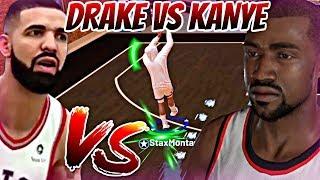 DRAKE VS KANYE WEST IRL JUMPSHOT CHALLENGE! - NBA 2K19