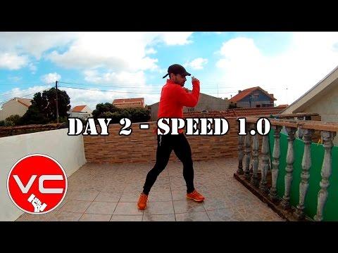 DAY 2 - 25 MIN FAT BURNER WORKOUT -  SPEED 1.0