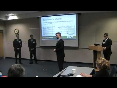 IANA Logistics & Supply Chain Management Case Competition 20