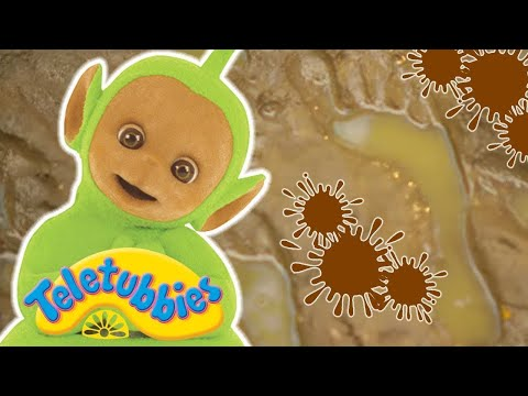 Teletubbies:  Muddy Footprints! | Videos For Kids | 1513
