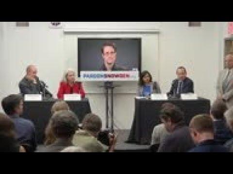 Justice Dept. files lawsuit against Edward Snowden