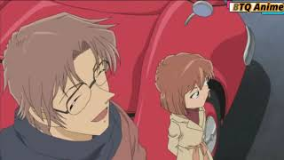 Haibara và Akai shuichi khoảnh khắc cà khìa nhau cực gắt