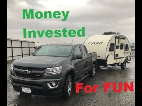 Getting my RPod Trailer From Salvage Auction