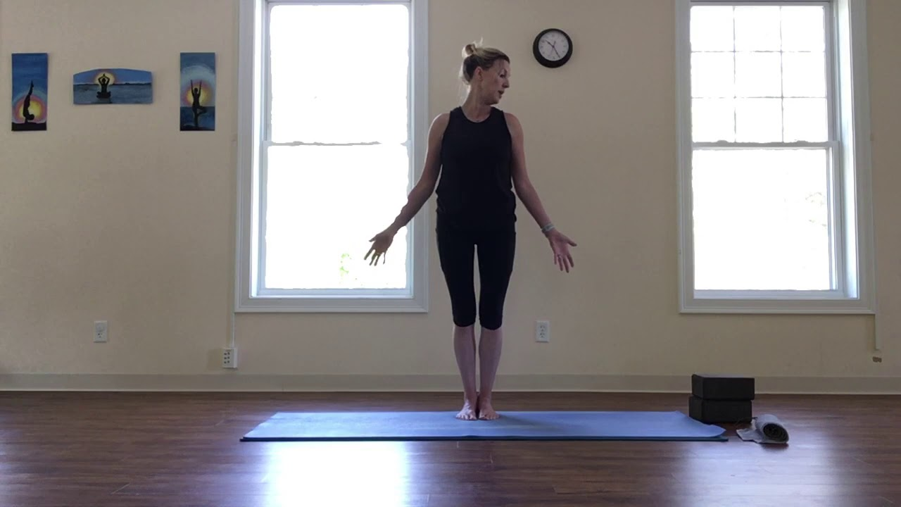At Home Workout - Danielle's YogaBack - May 20th