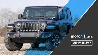 Why Buy? | 2018 Jeep Wrangler Rubicon Review