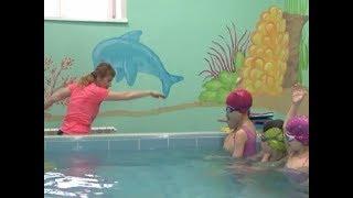 Детские новости. С какого возраста отдать ребенка на плавание?